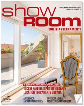 Showrooom - November-Dicembre 2016