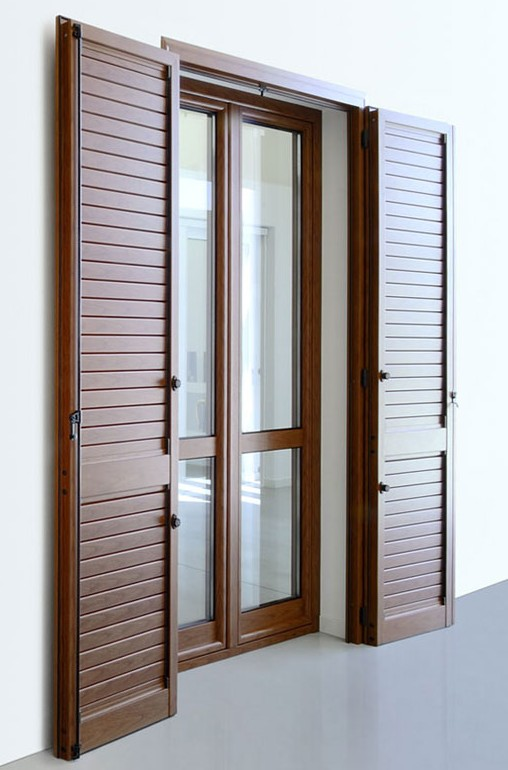 Finestre alluminio legno, Finestre PVC, persiane alluminio  I Nobili