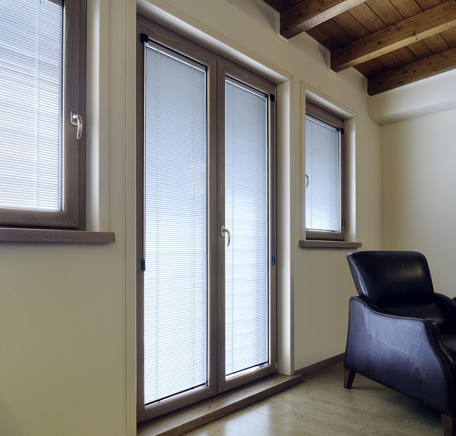 Accessori i nobili - Sunbell veneziane interno vetro ...