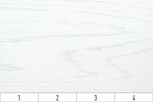 Frassino laccato a poro aperto - RAL 9010