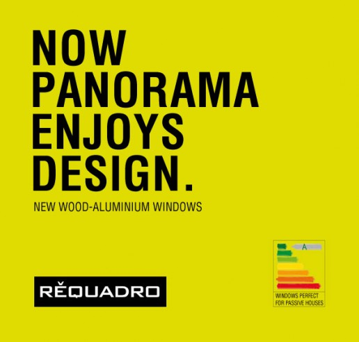 Requadro, now panorama enjoys design - I Nobili