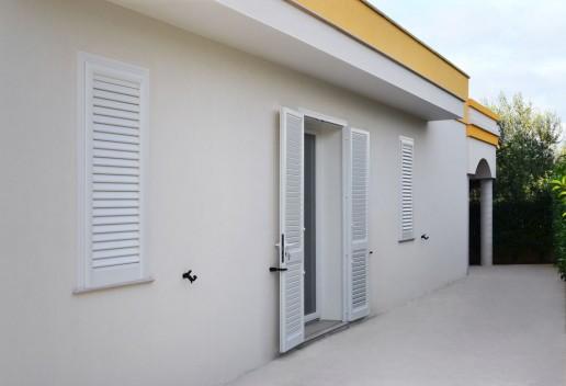 Portafinestra e finestre Reginetta