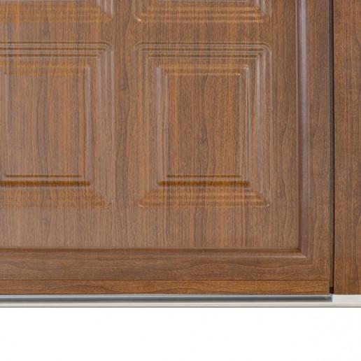 Produzione finestre a taglio termico con isolamento abs - Porta esterna in alluminio ...
