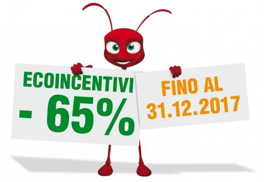 Ecoincentivi, -65% fino al 31 dicembre 2017 - I NOBILI